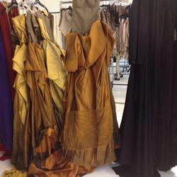 """Specialty Ready-to-Wear"" dress, $300"