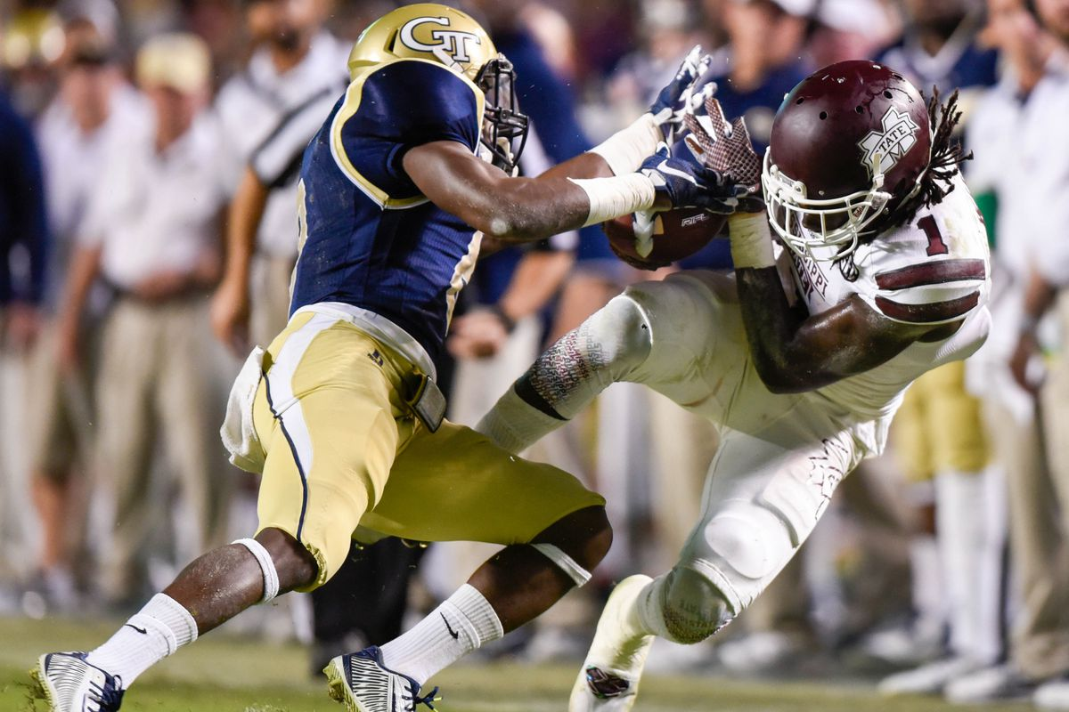 NCAA Football: Orange Bowl-Mississippi State vs Georgia Tech
