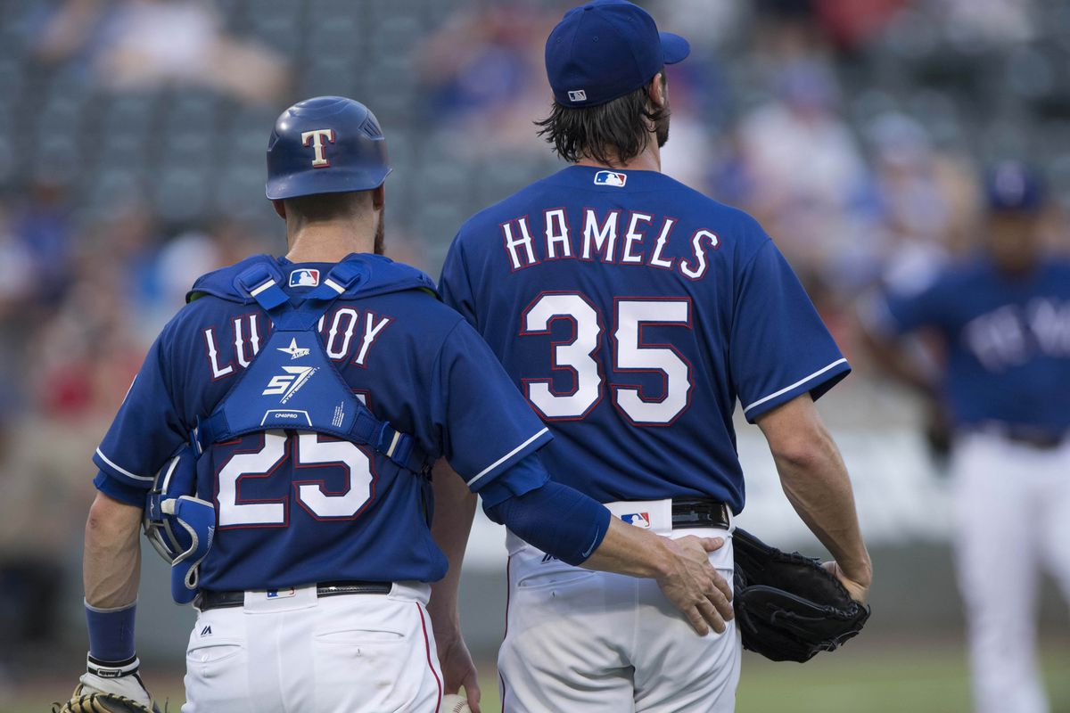 MLB: Miami Marlins at Texas Rangers