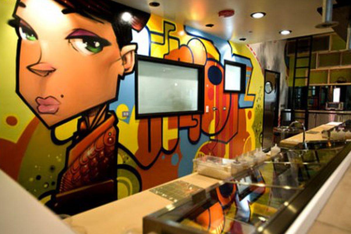 Union Sushi + Barbeque Bar