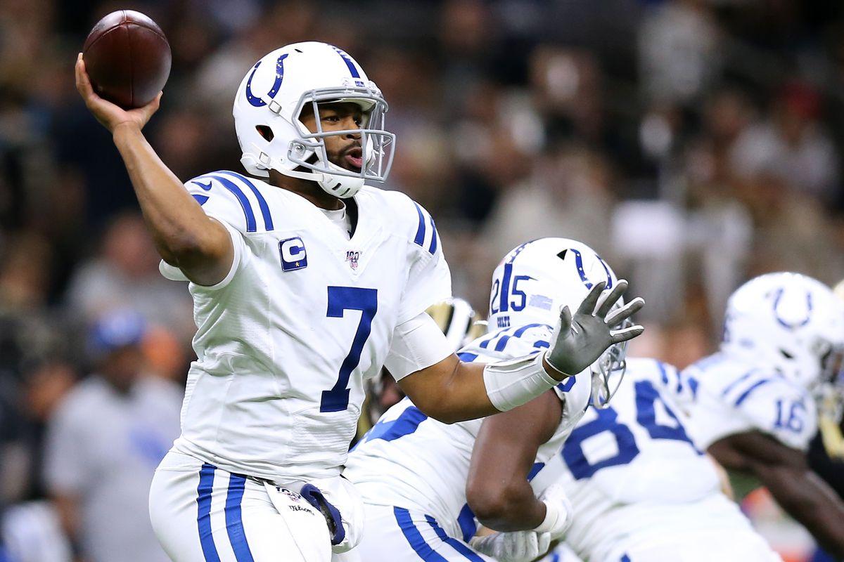 Indianapolis Colts vNew Orleans Saints
