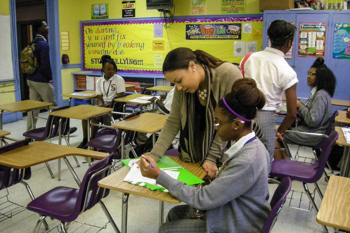 What New Orleans Tells Us About Perils >> Leadership And Voice Two New Orleans Schools Illustrate The