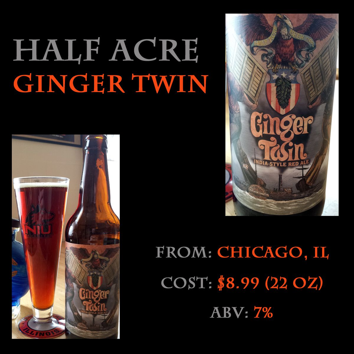 ginger twin