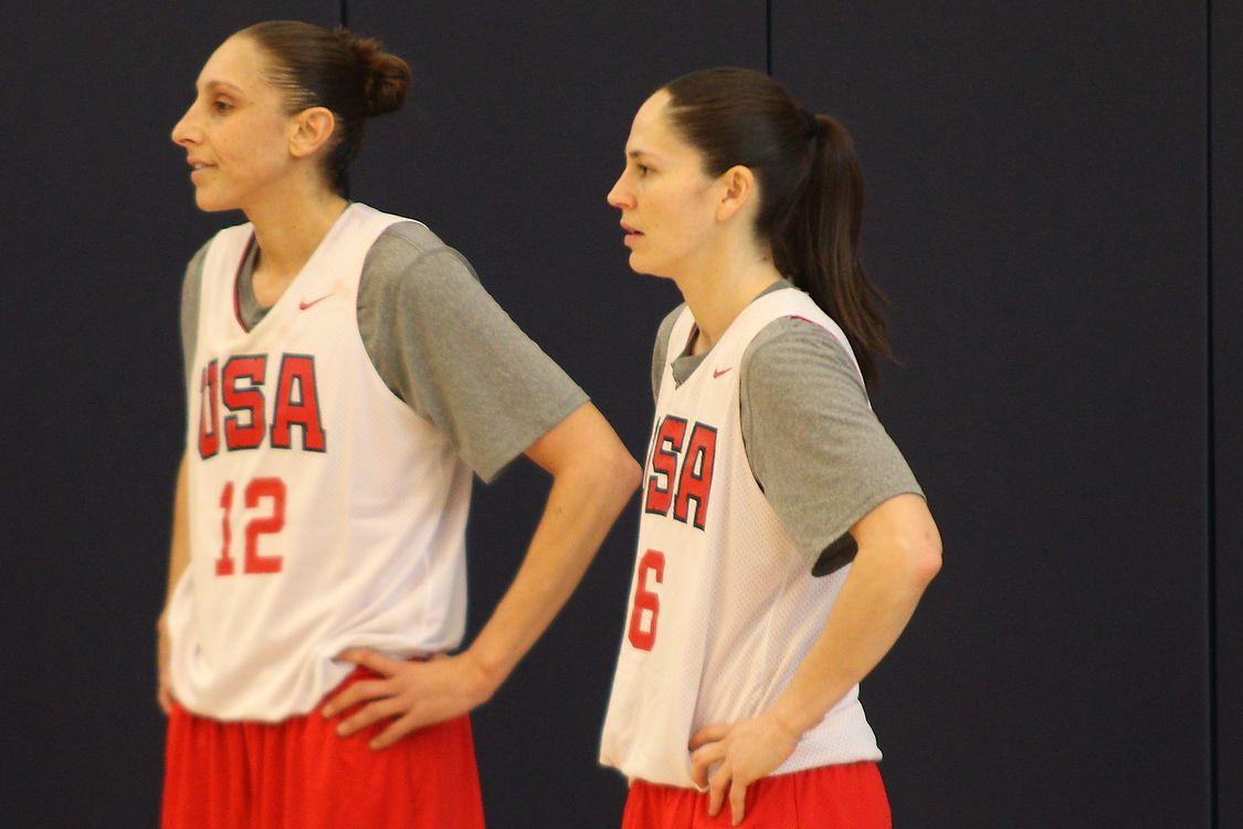 Photos: USA Women's Basketball Mini-Camp - Day 1