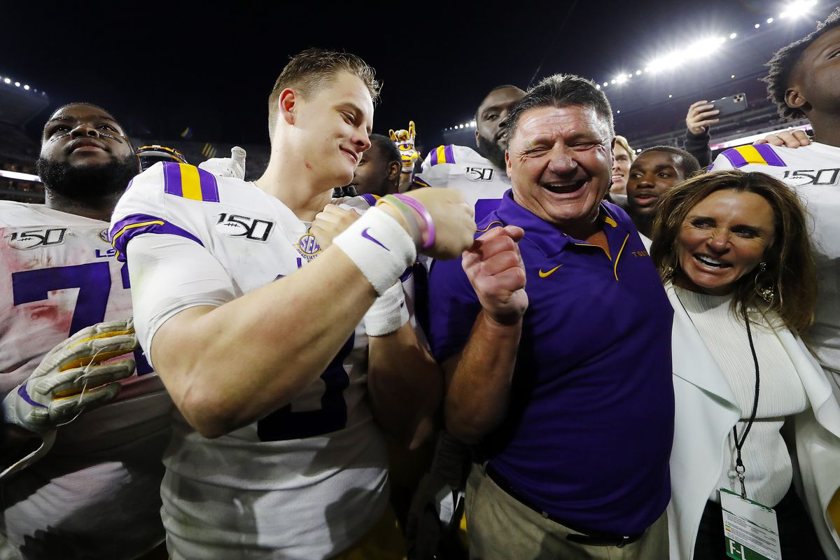 Lsu Stared The Alabama Death Machine In The Face And Survived The Ringer