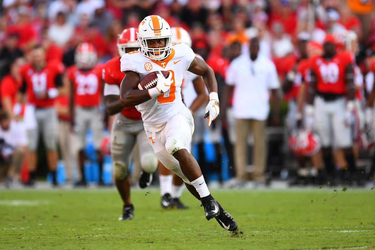College Football Rankings Tennessee In Top 20 Of Espn Fpi Metric Rocky Top Talk