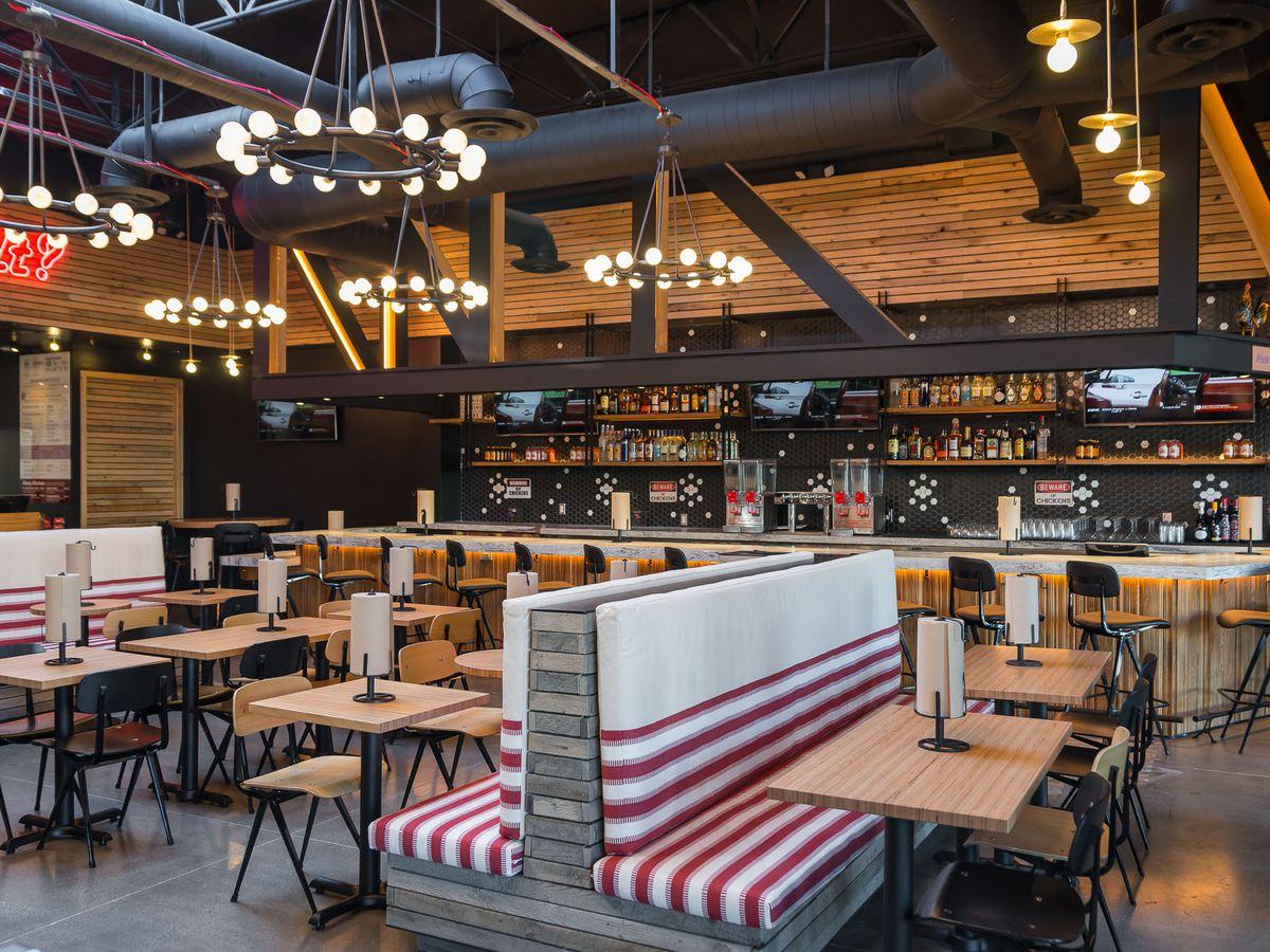 The hottest new restaurants in Las Vegas - Eater Vegas