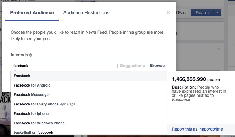 The definitive list of what everyone likes on Facebook   The
