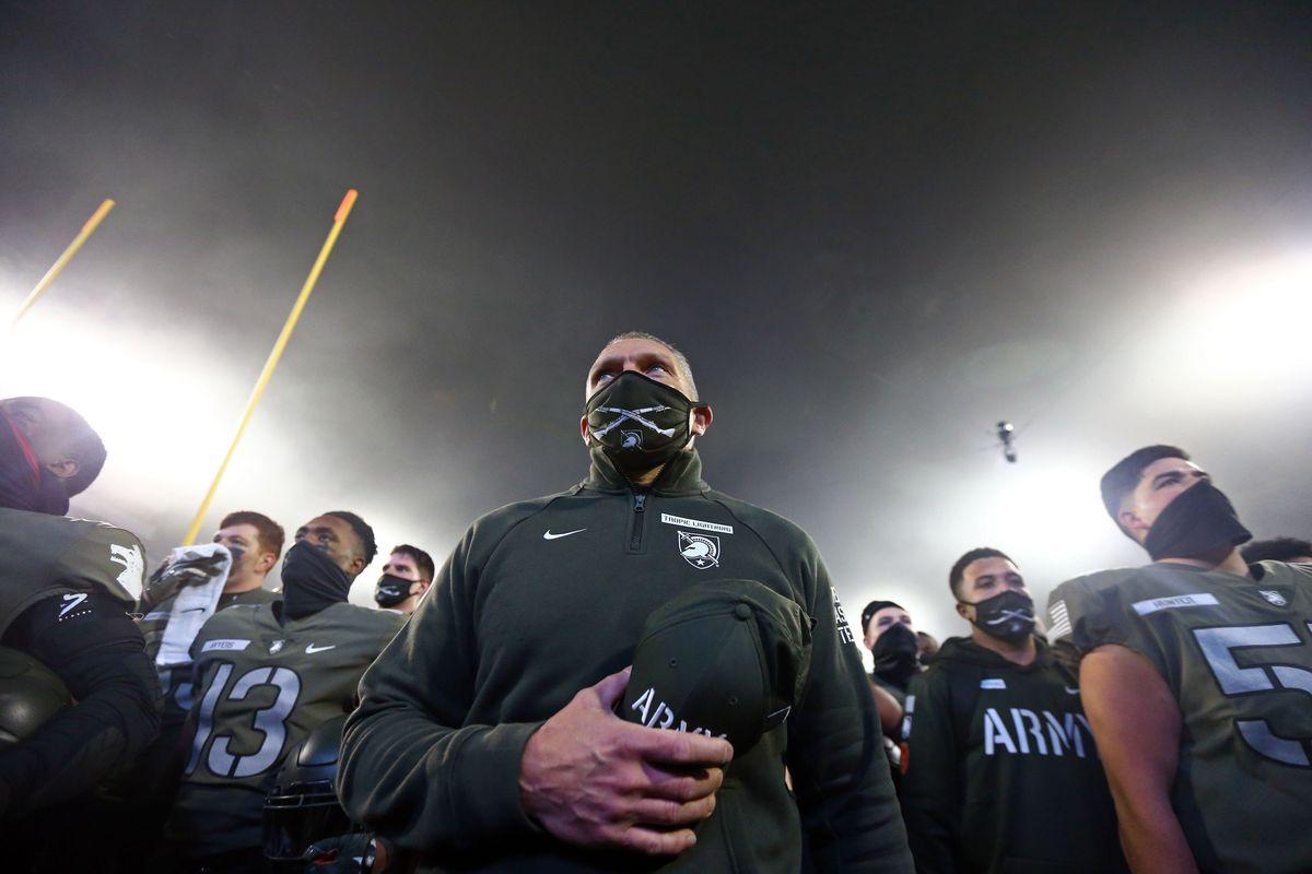 NCAA Football: Navy at Army