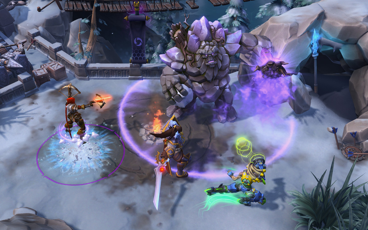 Heroes of the Storm celebrates all things Warcraft with Echoes of