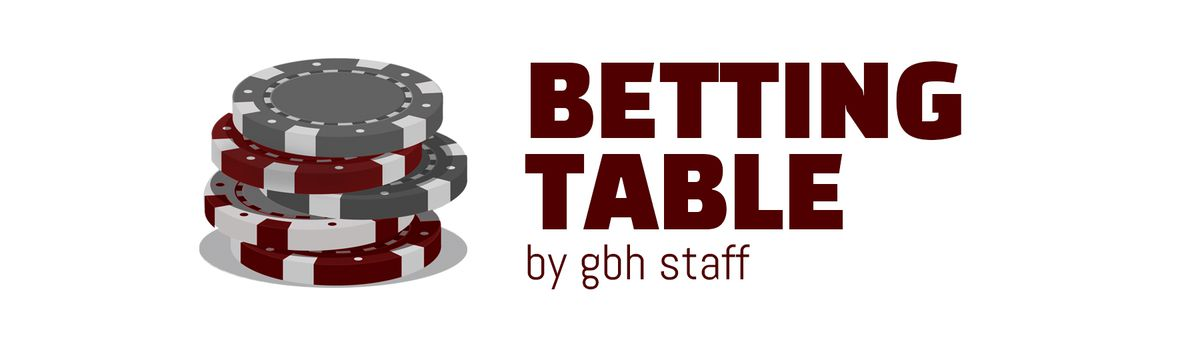BETTING TABLE