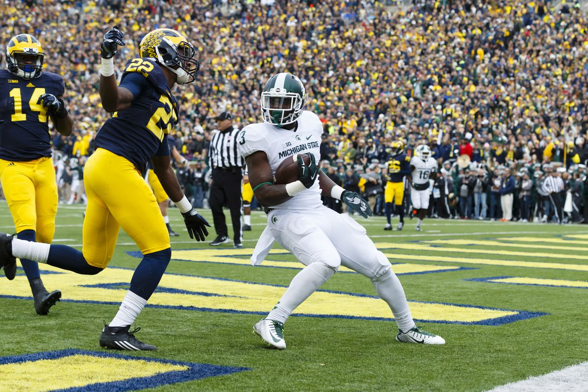 Michigan State will try to stay undefeated when they host Indiana on Saturday