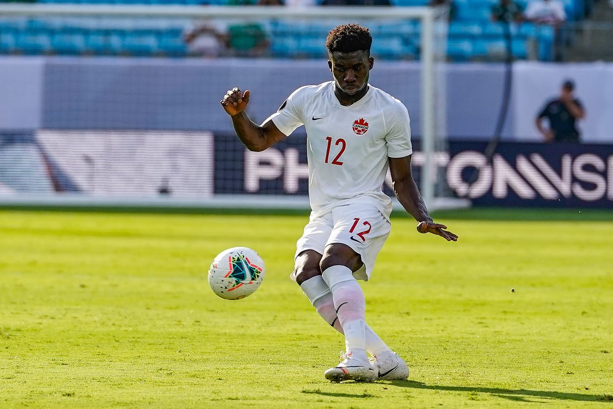 Soccer: CONCACAF Gold Cup-Canada at Cuba