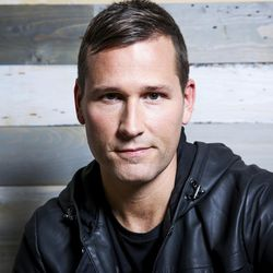 """In this Oct. 6, 2016 photo, Kaskade poses for a portrait at Edge Studios in Los Angeles. Ryan Raddon, a Mormon DJ and producer best known by the name Kaskade, has made his first foray into holiday music with the release of """"Kaskade Christmas"""" that brings a dance/electronic twist to Christmas tunes, including """"Deck the Halls,"""" """"Winter Wonderland"""" and """"God Rest Ye Merry Gentlemen."""""""
