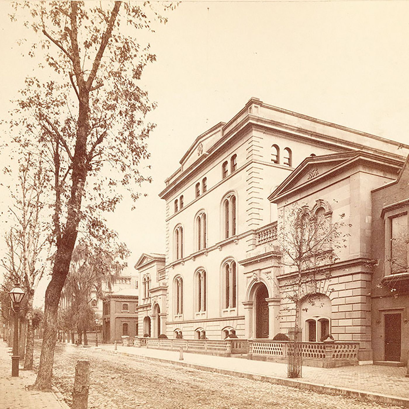 The Lost Mansions Of Rittenhouse Square Curbed Philly