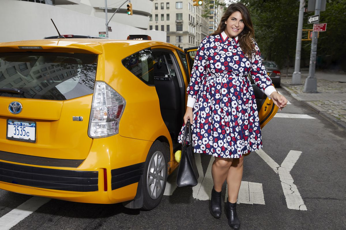 02db02b94c Eloquii and Katie Sturino Team Up On Chic Plus-Size Clothes for Fall ...