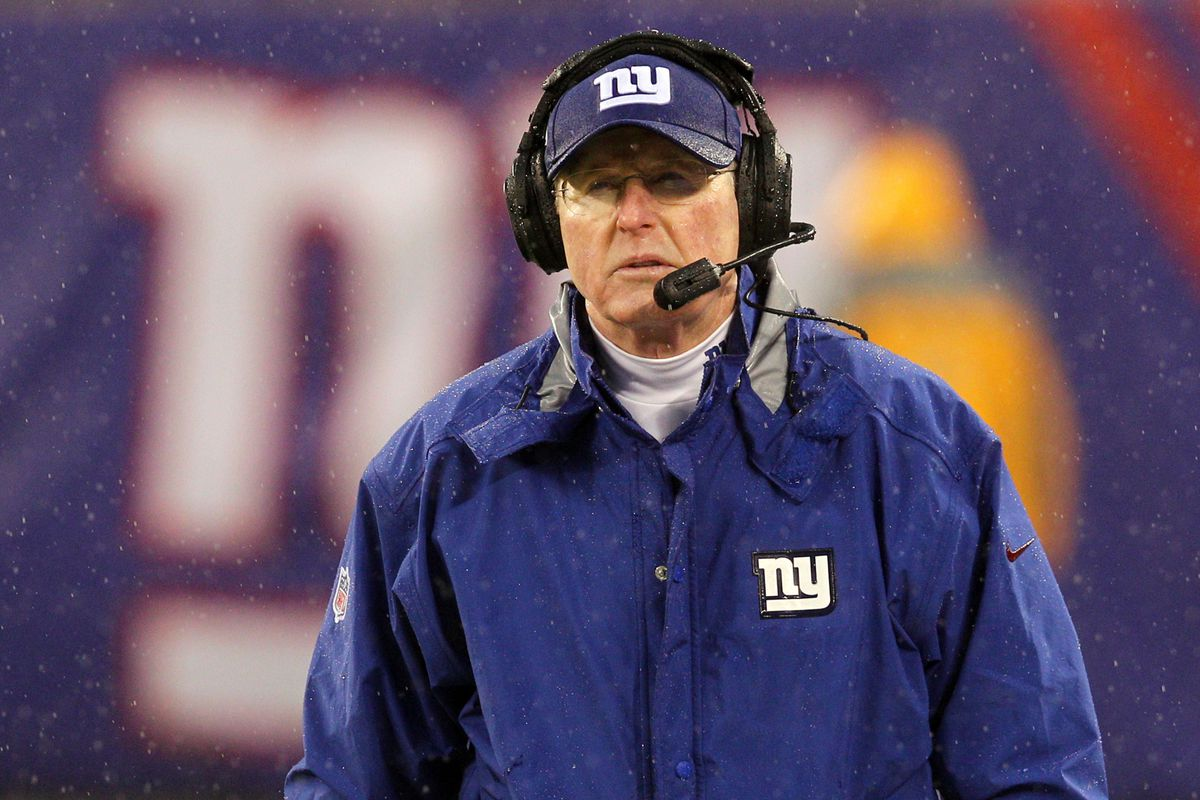 Who will Tom Coughlin's offensive coordinator be?