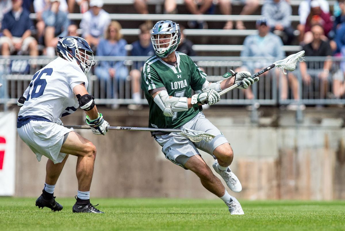 NCAA LACROSSE: MAY 19 NCAA Lacrosse Championships Quarterfinals - Loyola v Penn State