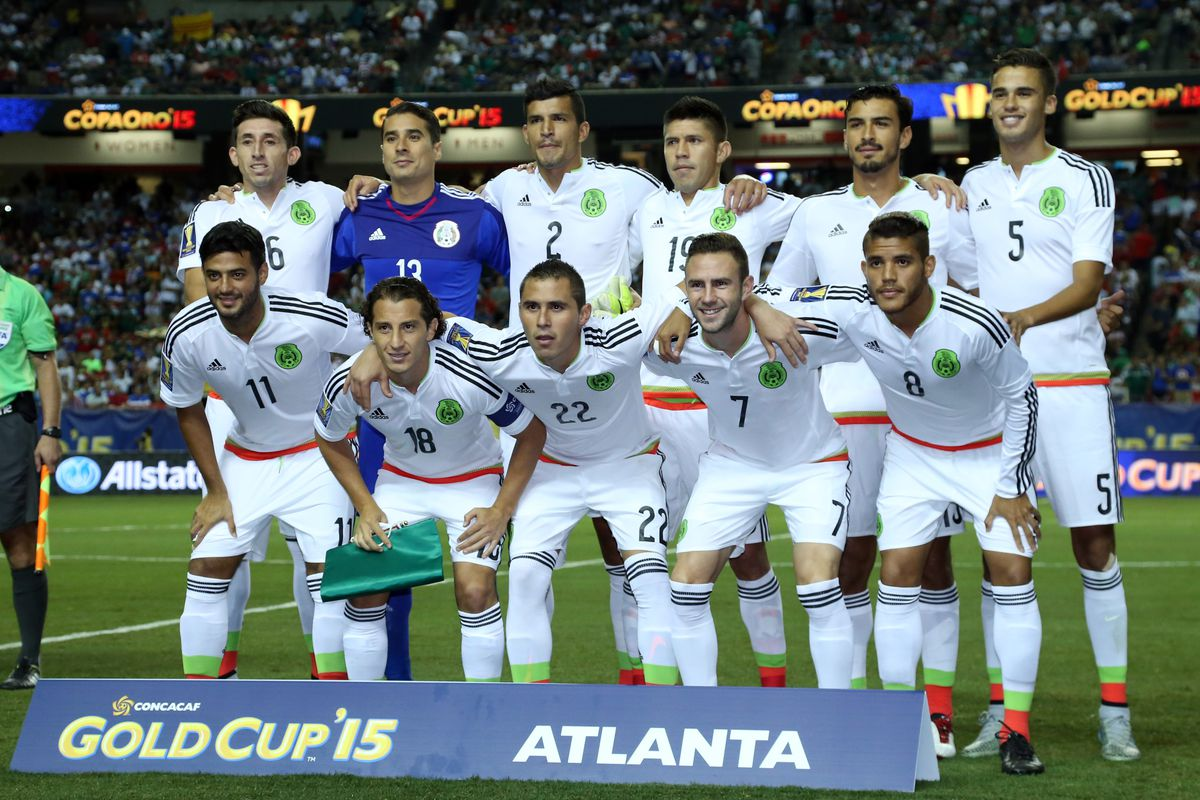 SOCCER: JUL 22 CONCACAF Gold Cup - Semifinals - Panama v Mexico