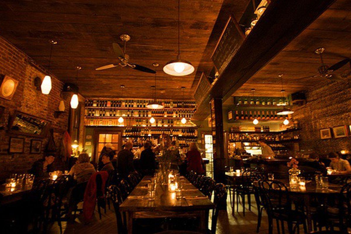 Bar Berry, Williamsburg