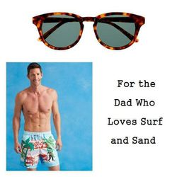 """The Moorea Suit in Where's Waldo?, $260 at <a href=""""http://www.vilebrequinonlinestore.com/catalog/product/view/id/4649/s/where-is-waldo/category/10/"""">Vilebrequin</a> and <b>HAN KJØBENHAVN™</b> Timeless Sunglasses in Tortoise, $134 at <a href=""""http://www.j"""
