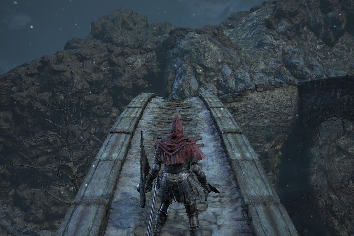 Dark Souls 3 Ashes Of Ariandel Walkthrough 4 Corvian