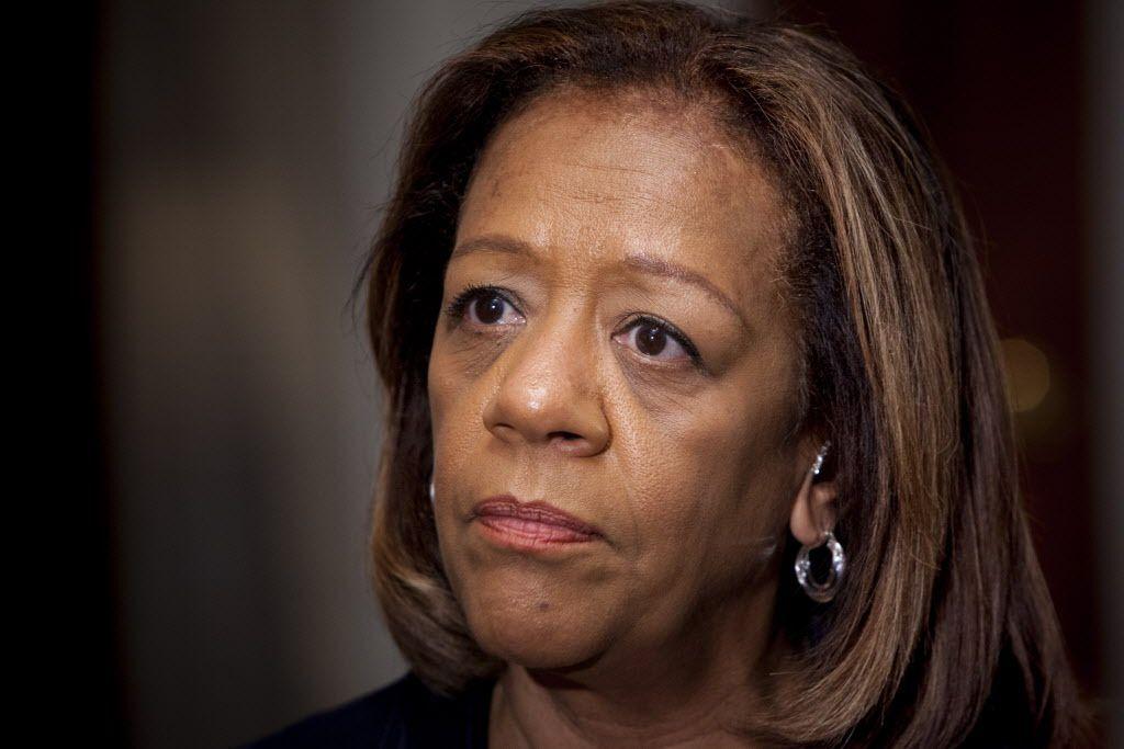 Former Chicago Public Schools CEO Barbara Byrd-Bennett.   Sun-Times file photo