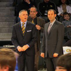 Coach Brian Gregory