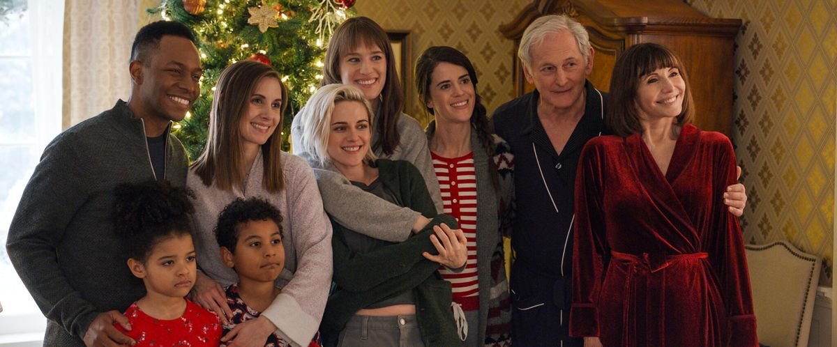 The family in the Happiest Season