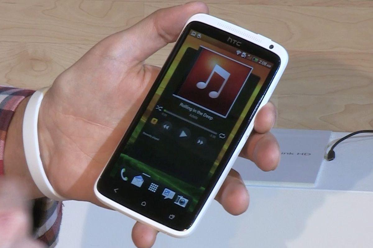 HTC One X video