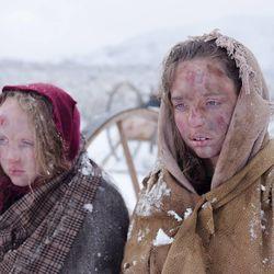 "T.C. Christensen's movie, ""Ephraim's Rescue,"" premieres May 31."