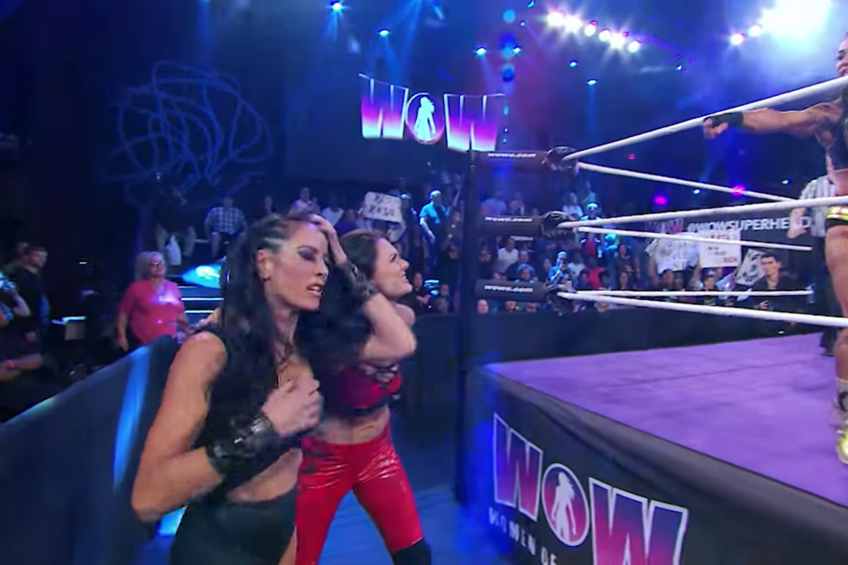 Women of Wrestling recap & review: Be like a Blanchard - Cageside Seats