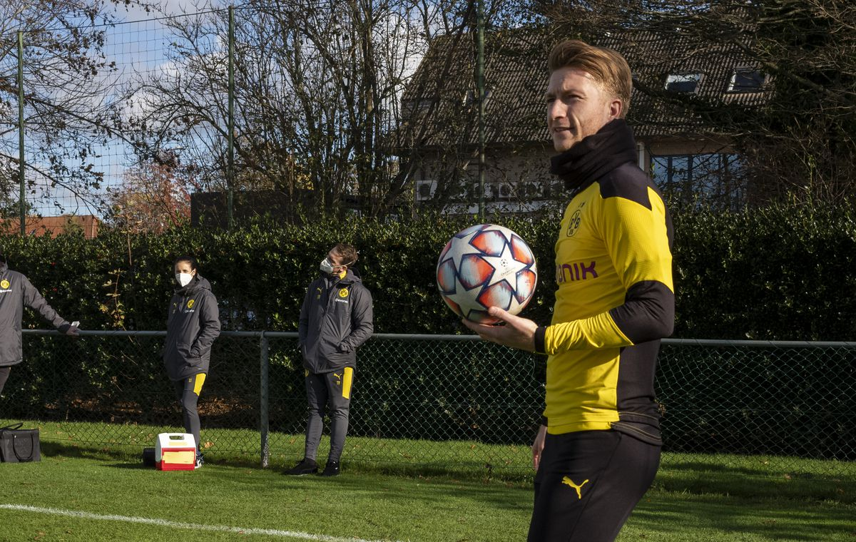 Club Brugge KV v Borussia Dortmund: Group F - UEFA Champions League