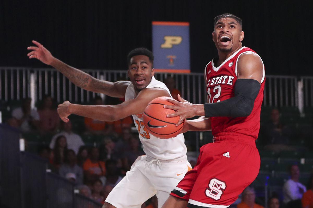 NCAA Basketball: Battle 4 Atlantis-Tennessee vs North Carolina State