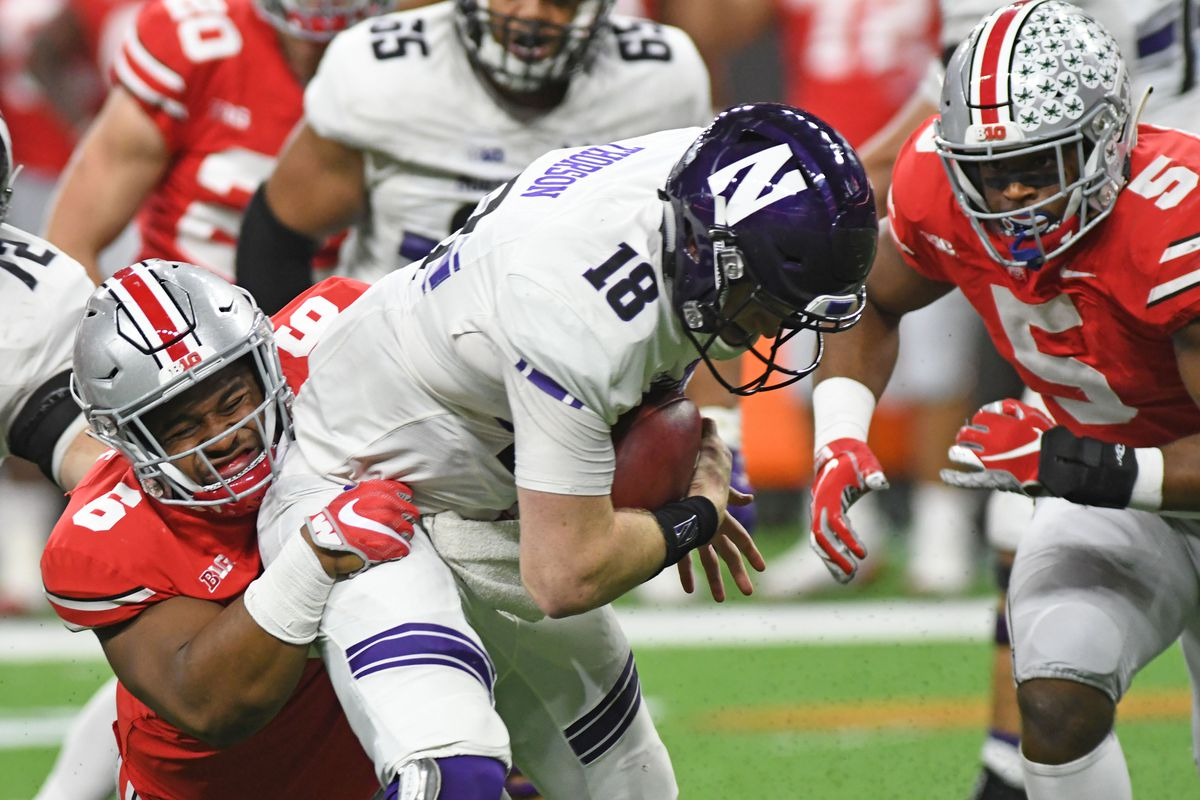 Advanced analytics: Northwestern is good practice for the Ohio State offense