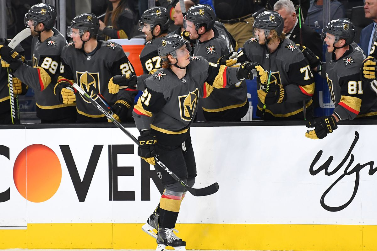 Year 2 Game 72 Golden Knights Secure 6 3 Win In Fast Paced Battle