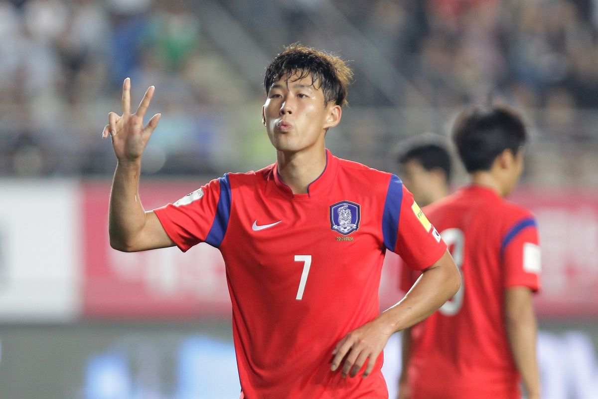 South Korea v Laos - 2018 FIFA World Cup Qualifier Round 2 - Group G