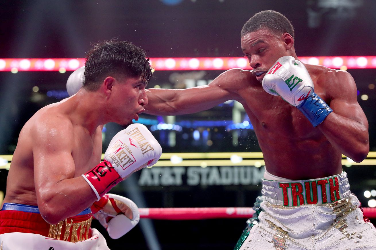 1136305551.jpg.0 - Ranking the Welterweights: Crawford or Spence at No. 1?