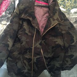 Men's coat, $100