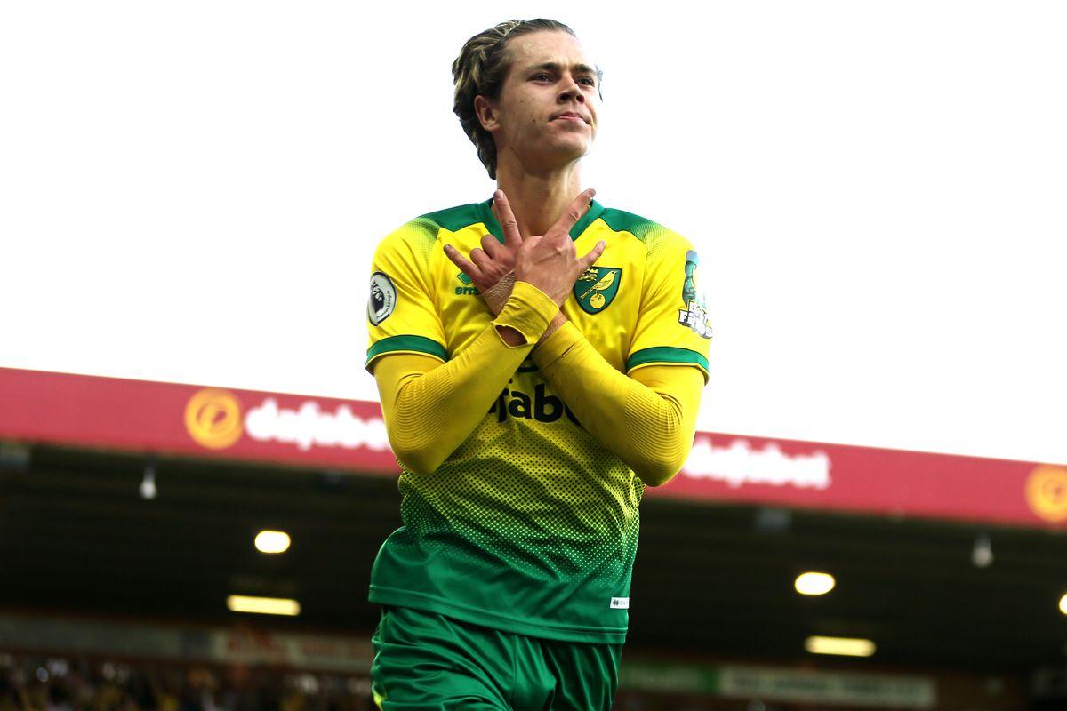 Todd Cantwell - Norwich City - Premier League