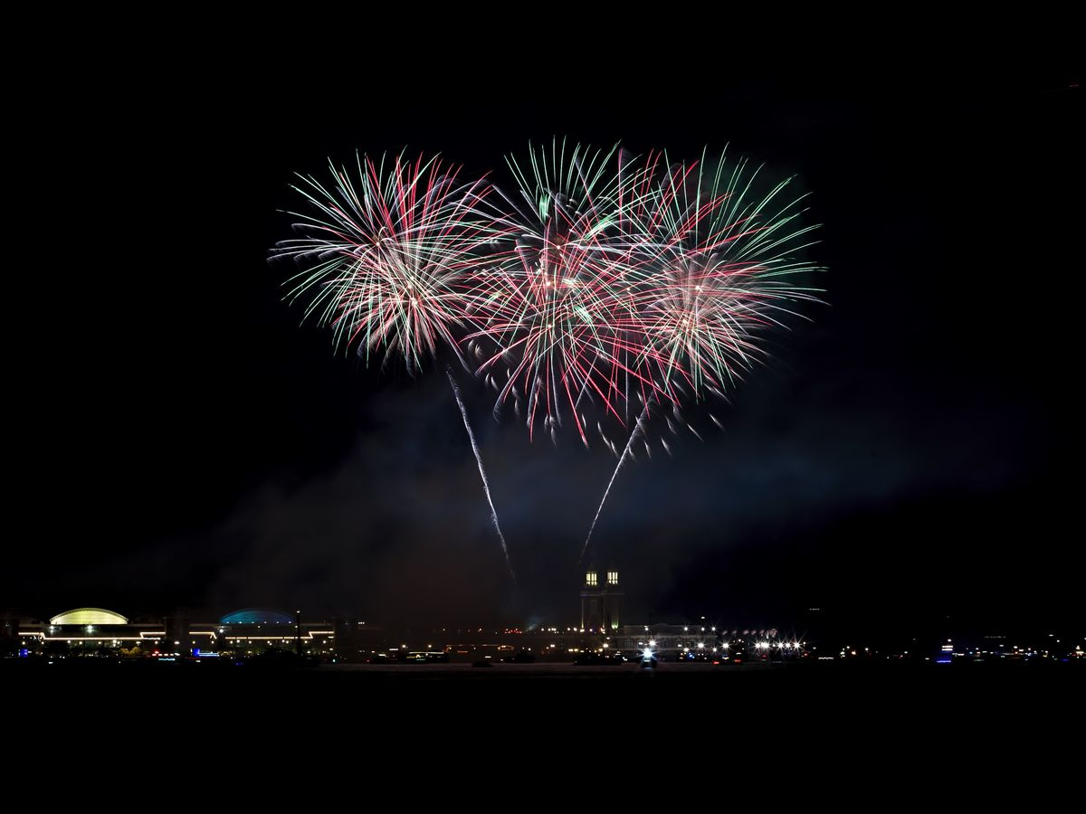Fourth of July celebrations in Chicago