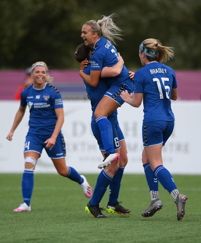 Durham Women v Lewes Women - Barclays FA Women's Championship