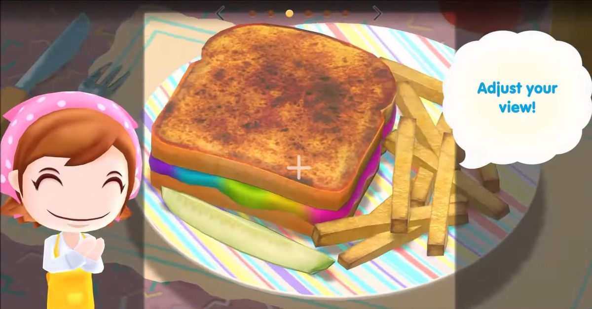 Cooking Mama: Cookstar will turn you into an Instagram chef