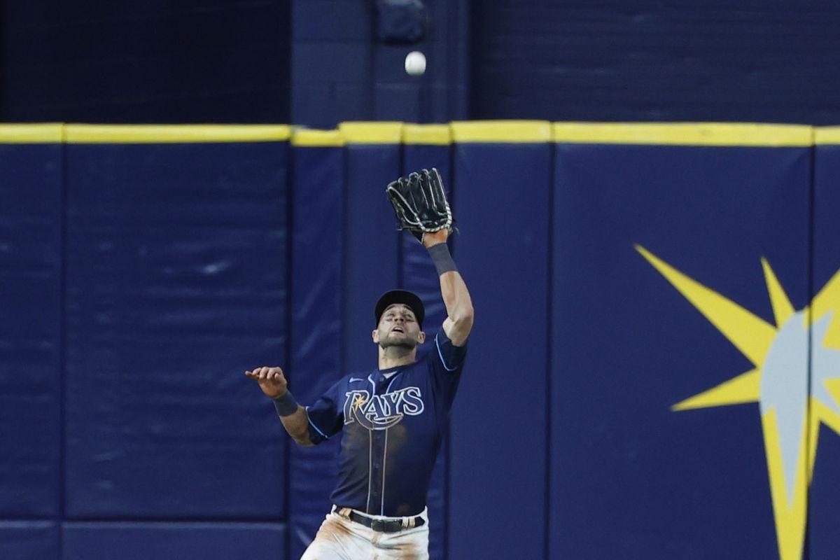 MLB: Washington Nationals at Tampa Bay Rays