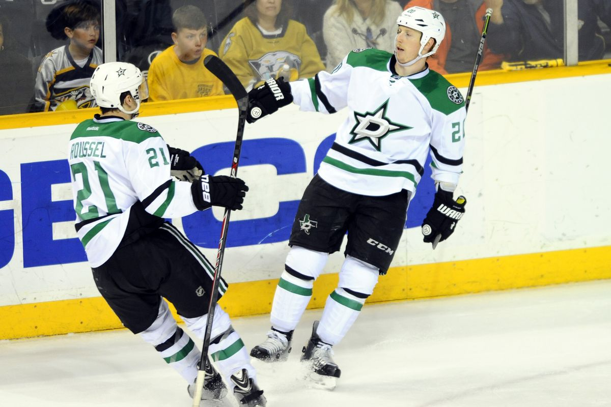Where exactly will Eakin fit in on this year's version of the Dallas Stars?