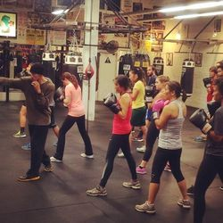 """Another fighting tactic turned workout is <strong>boxing</strong>, and no gym does it better than <a href=""""http://polkstreetboxinggym.com/"""">Polk Street Boxing Gym</a>. Classes are social and interactive, making these workout sessions feel like play. Gym m"""
