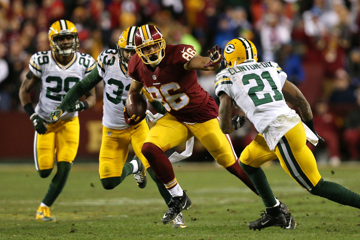 cheap for discount 941b1 ed0ca NFL trade: Redskins acquire Packers safety Ha Ha Clinton-Dix ...