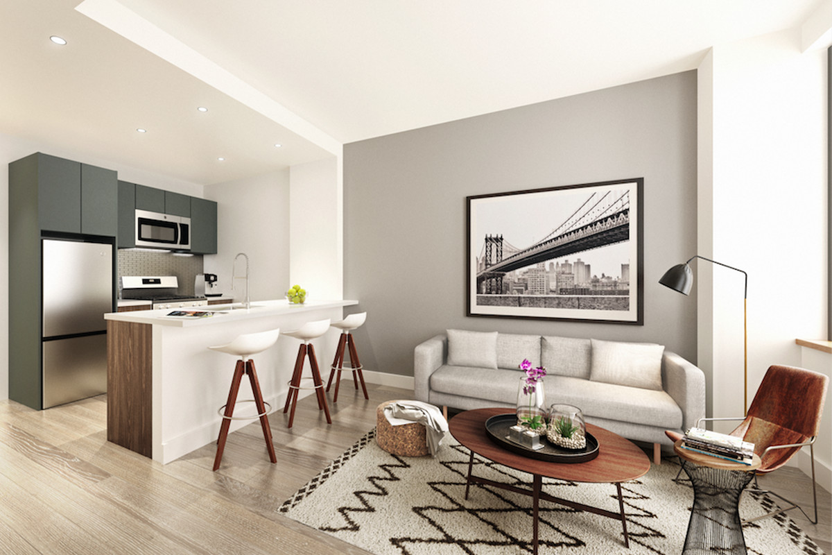 Uptown Rental With Harlem Renaissance Inspired Art Hits The Market