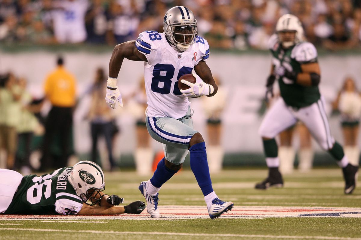 Is there a defense of Dez Bryant?