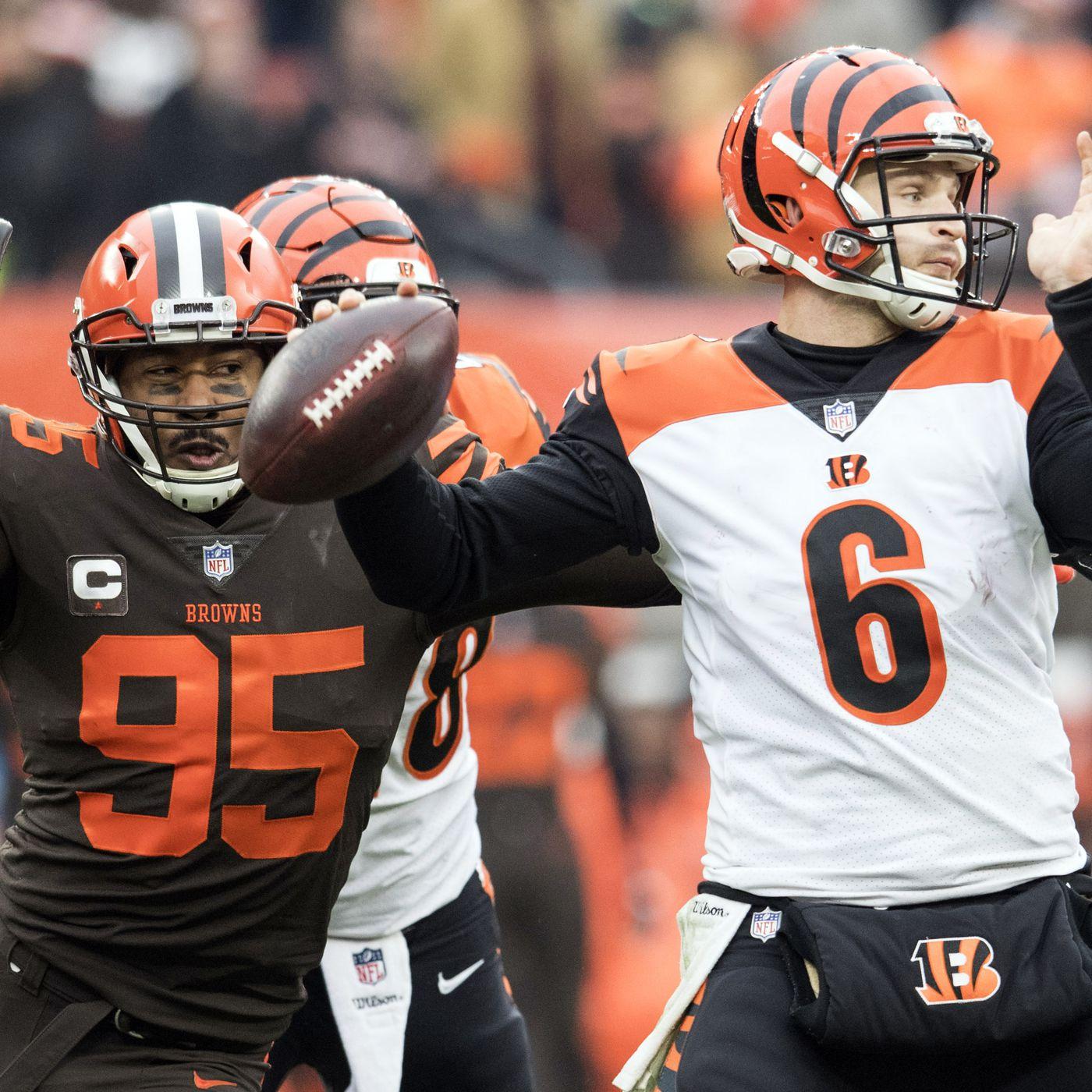 "Cleveland Browns Myles Garrett is NFL's top ""disrupter""   Dawgs ..."